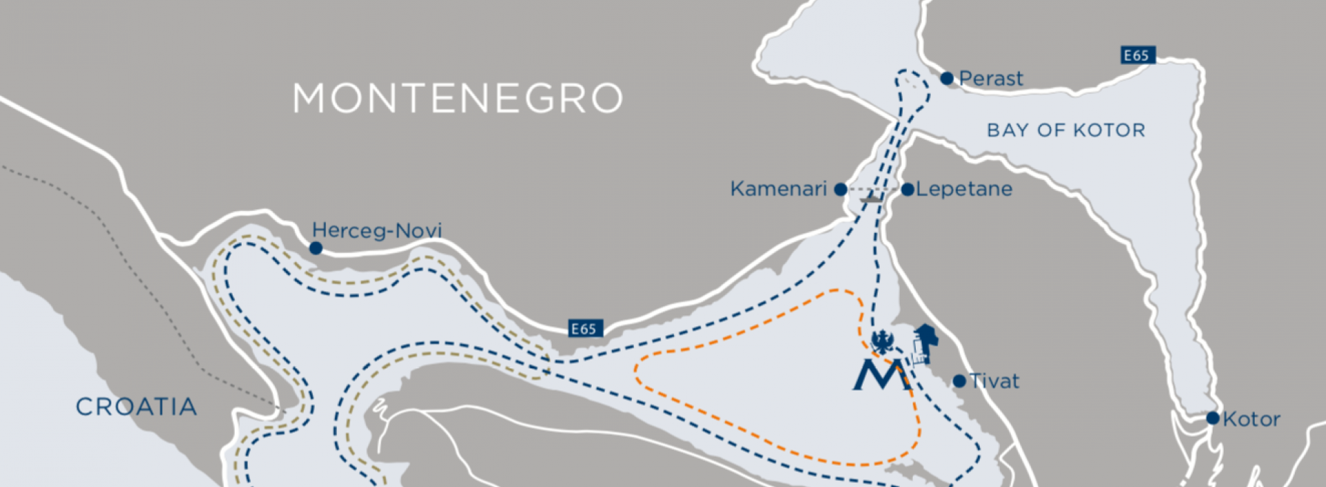 The Montenegro race track revealed