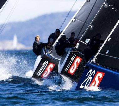 Firm favourites and new faces prepare for the RC44 Marstrand Cup