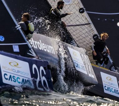 Countdown on to the 2018 RC44 World Championship