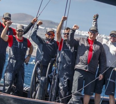 Charisma secures victory as RC44 racing goes to the wire