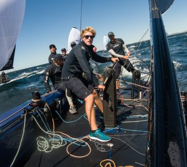 Guest sailor - The RC44 VIP experience