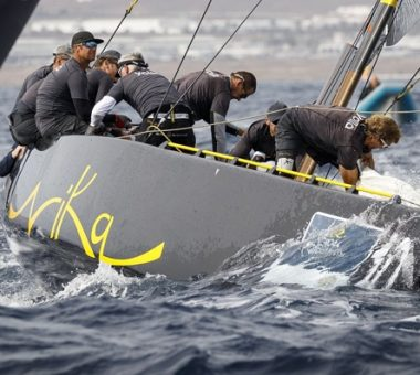 RC44s forever upping the ante