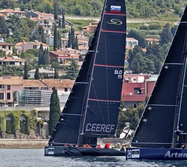 Will local knowledge prevail at the RC44 Portorož Cup?