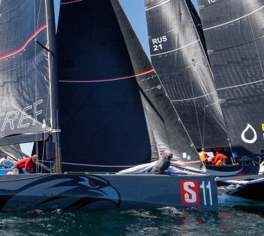 RC44 Marstrand Cup highlights 2018