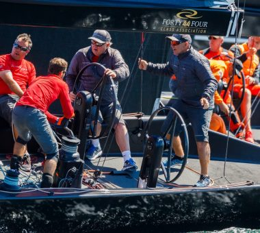 Poons enjoys perfect finish to take the Marstrand Cup