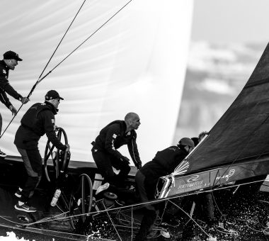 New leader at the RC44 World Championship