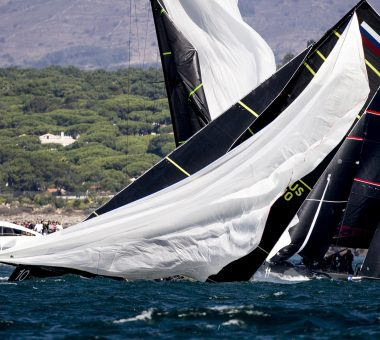 Russian bears wake up at the 44Cup Cascais