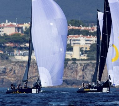Three boats within two points going into Cascais finale