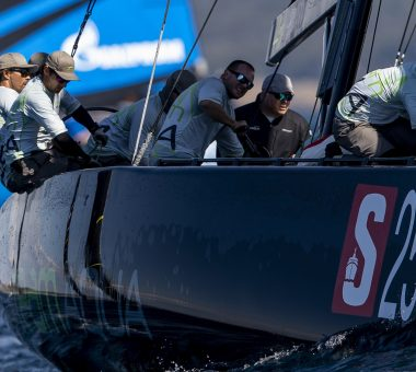 Team Aqua launched at 44Cup World Championship