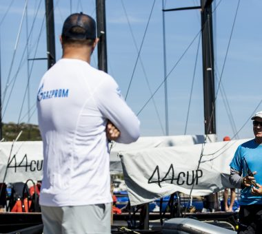 Skunked on day two of the 44Cup World Championship