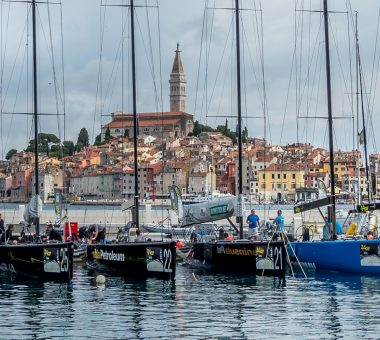 44Cup star attraction of Rovinj 5-star hotel launch