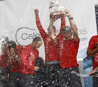 Second consecutive RC44 title for Team CEEREF