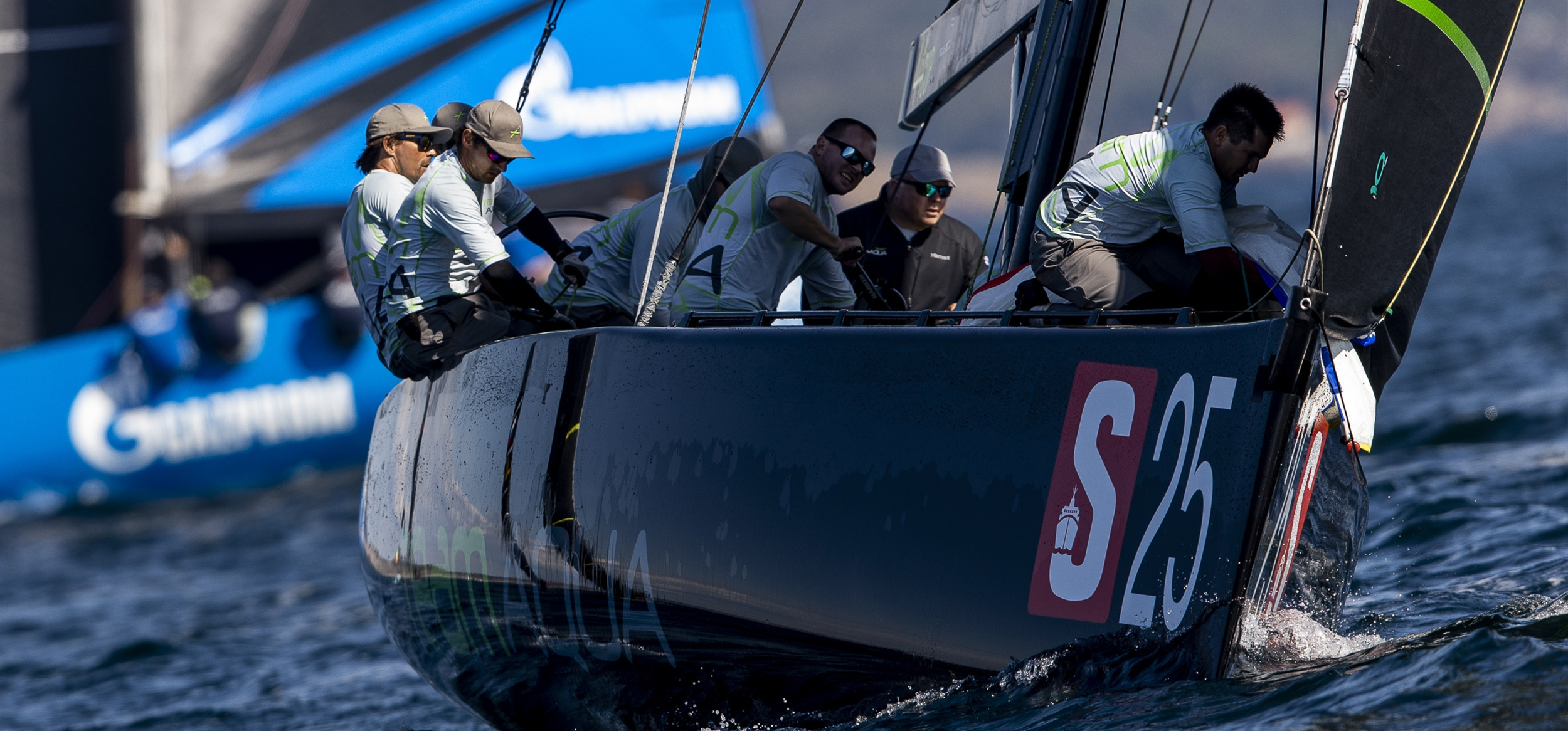 a2a yachting team sailed - HD 2500×1166