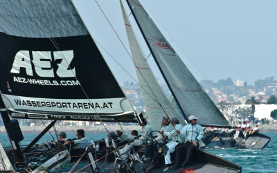 ORACLE CUP SAN DIEGO