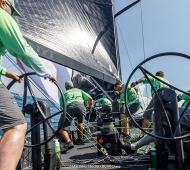 Andy Estcourt: 14 years and counting on the RC44
